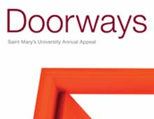 Saint Mary's University Annual Appeal