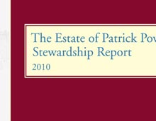 Patrick Power Stewardship Report