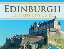 Edinburgh Celebrity City Guide