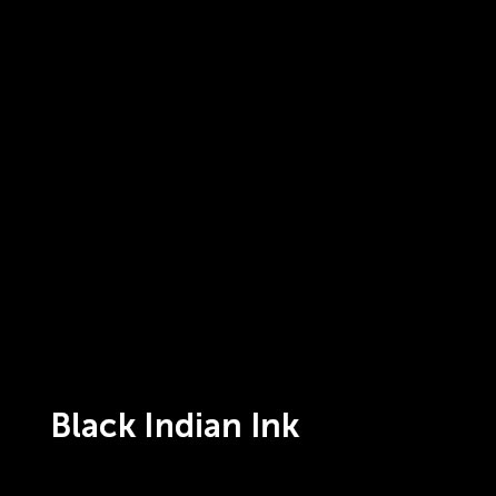 BlackIndianInk