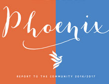 Phoenix Report to the Community 2016 / 2017
