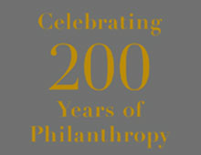 Celebrating 200 Years of Philanthropy